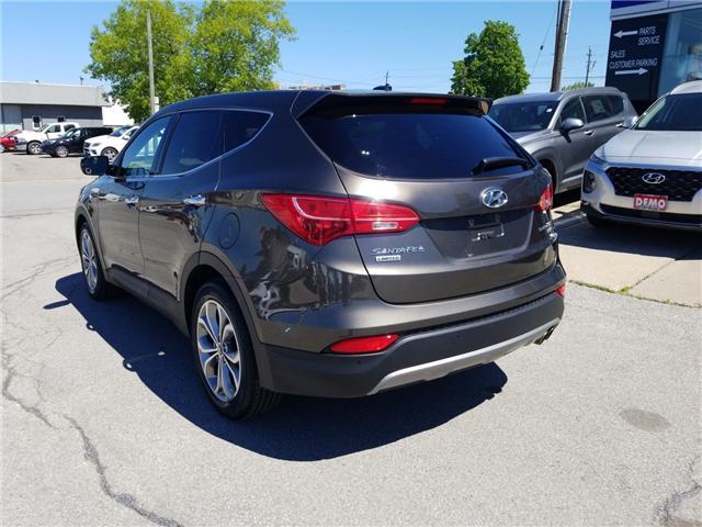 2013 Hyundai Santa Fe Sport 2.0T SE (Stk: 11564P) in Scarborough - Image 3 of 14