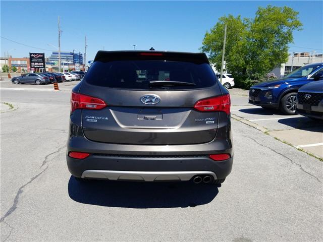 2013 Hyundai Santa Fe Sport 2.0T SE (Stk: 11564P) in Scarborough - Image 4 of 14
