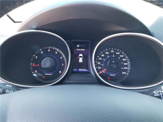 2013 Hyundai Santa Fe Sport 2.0T SE (Stk: 11564P) in Scarborough - Image 12 of 14