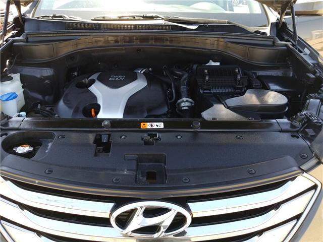 2013 Hyundai Santa Fe Sport 2.0T SE (Stk: 11564P) in Scarborough - Image 13 of 14