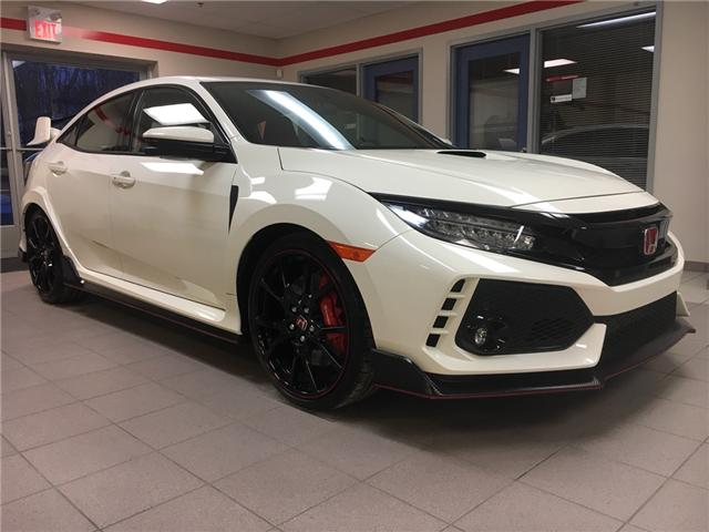 2018 Honda Civic Type R Base (Stk: 181956) in Barrie - Image 1 of 5