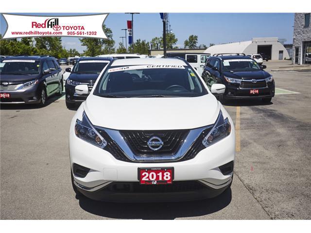 2018 Nissan Murano S (Stk: 80392) in Hamilton - Image 5 of 18