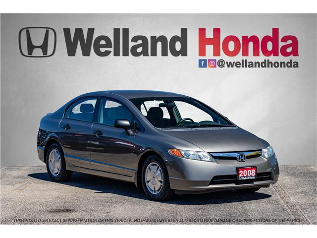 2008 Honda Civic DX-G (Stk: U19033) in Welland - Image 1 of 19