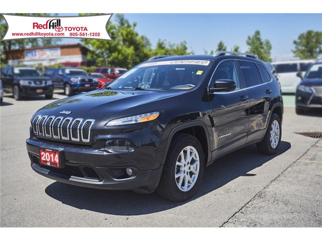 2014 Jeep Cherokee North (Stk: 80241) in Hamilton - Image 1 of 17