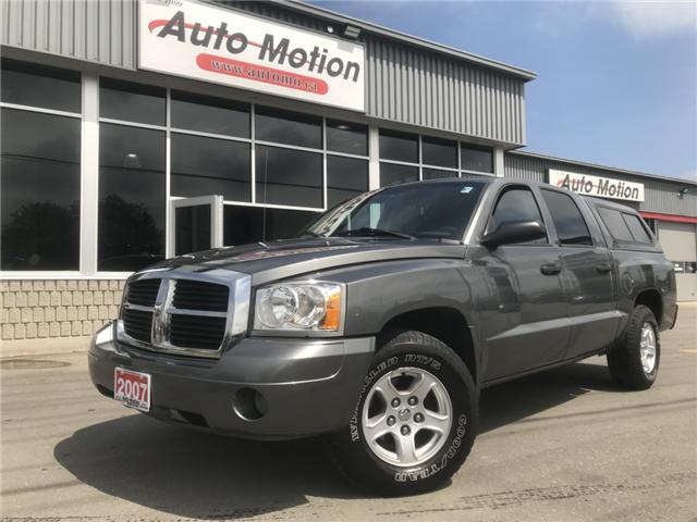 2007 Dodge Dakota SLT (Stk: 19657) in Chatham - Image 1 of 11