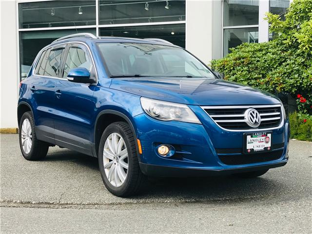 2009 Volkswagen Tiguan 2.0T Highline (Stk: LF010540) in Surrey - Image 3 of 27