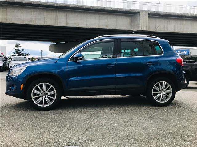 2009 Volkswagen Tiguan 2.0T Highline (Stk: LF010540) in Surrey - Image 6 of 27