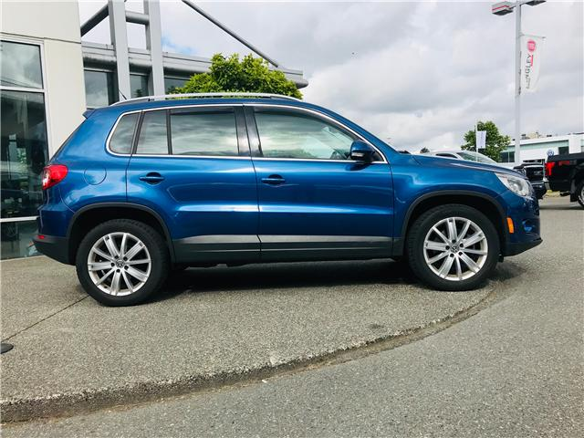 2009 Volkswagen Tiguan 2.0T Highline (Stk: LF010540) in Surrey - Image 10 of 27
