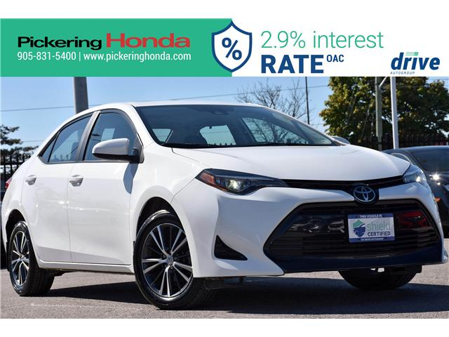 2018 Toyota Corolla LE (Stk: PR1136) in Pickering - Image 1 of 30