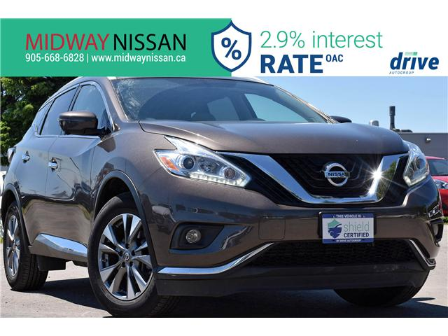 2016 Nissan Murano SL (Stk: KN116760A) in Whitby - Image 1 of 34