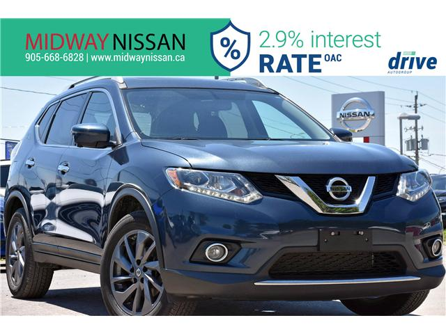 2016 Nissan Rogue SL Premium (Stk: KC789039A) in Whitby - Image 1 of 33