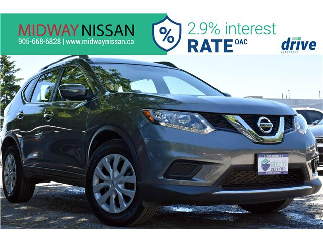 2015 Nissan Rogue S (Stk: U1709) in Whitby - Image 1 of 28