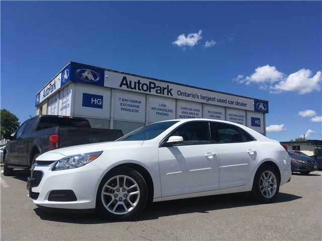 2015 Chevrolet Malibu 1LT (Stk: 15-45584) in Brampton - Image 1 of 23