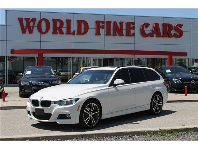 2016 BMW 328d xDrive Touring (Stk: 16836) in Toronto - Image 1 of 27