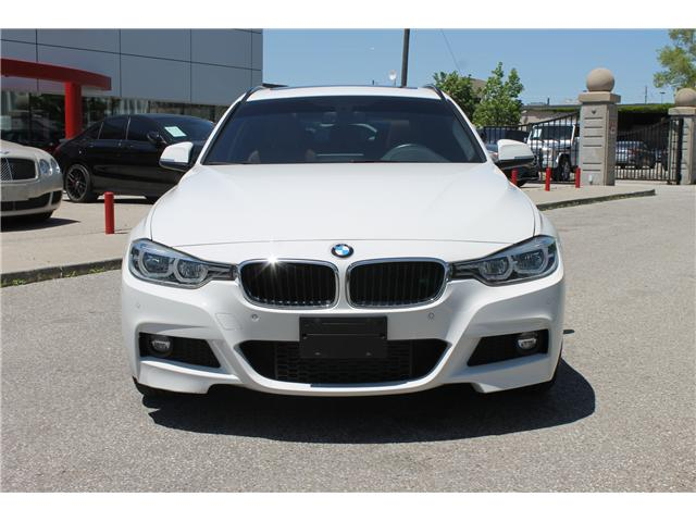 2016 BMW 328d xDrive Touring (Stk: 16836) in Toronto - Image 2 of 27