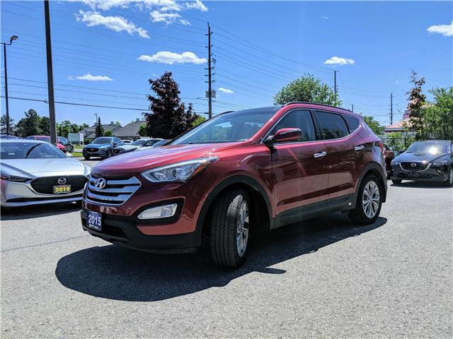 2015 Hyundai Santa Fe Sport 2.0T SE (Stk: K7633A) in Peterborough - Image 3 of 23