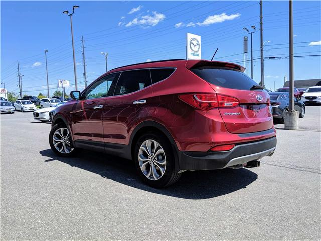 2015 Hyundai Santa Fe Sport 2.0T SE (Stk: K7633A) in Peterborough - Image 4 of 23