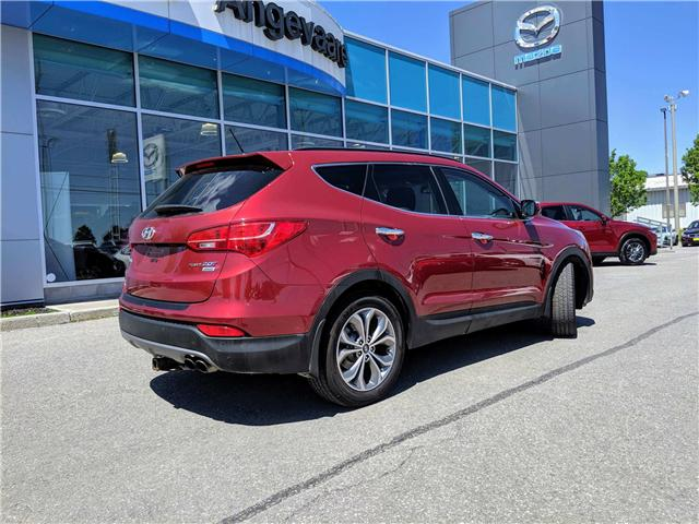 2015 Hyundai Santa Fe Sport 2.0T SE (Stk: K7633A) in Peterborough - Image 6 of 23