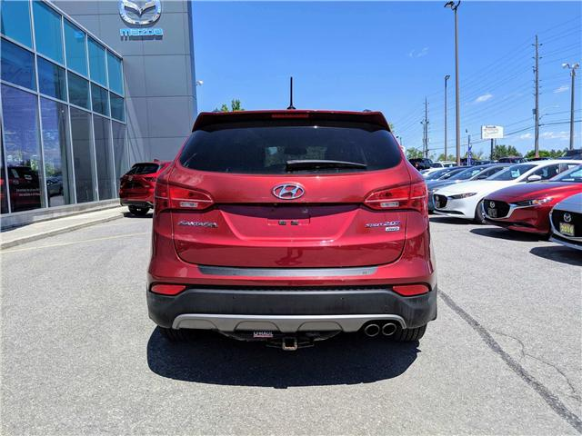 2015 Hyundai Santa Fe Sport 2.0T SE (Stk: K7633A) in Peterborough - Image 5 of 23