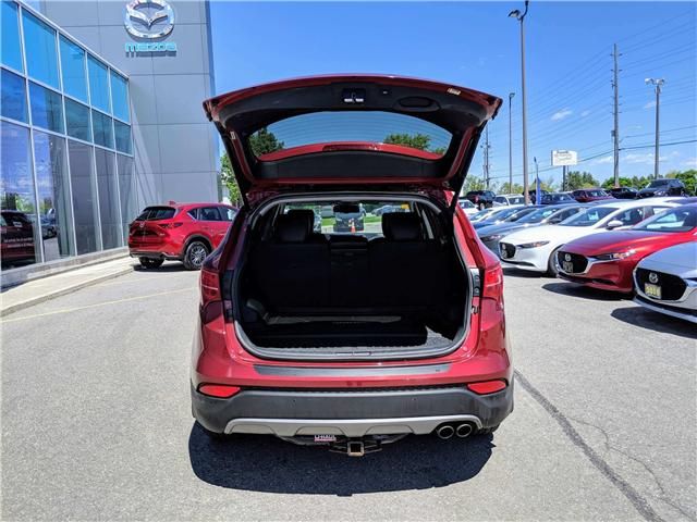 2015 Hyundai Santa Fe Sport 2.0T SE (Stk: K7633A) in Peterborough - Image 19 of 23