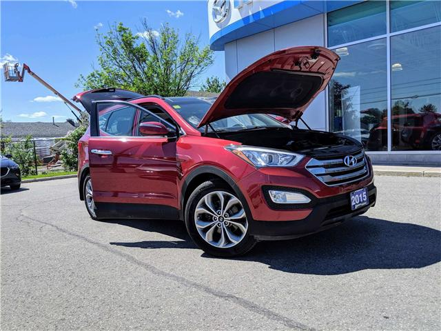 2015 Hyundai Santa Fe Sport 2.0T SE (Stk: K7633A) in Peterborough - Image 23 of 23