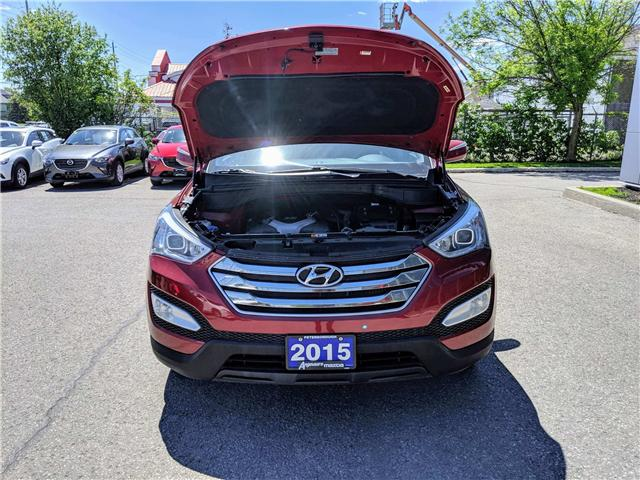 2015 Hyundai Santa Fe Sport 2.0T SE (Stk: K7633A) in Peterborough - Image 21 of 23