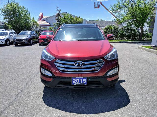 2015 Hyundai Santa Fe Sport 2.0T SE (Stk: K7633A) in Peterborough - Image 2 of 23