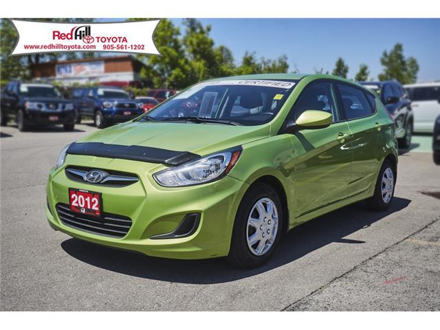 2012 Hyundai Accent GLS (Stk: 79920) in Hamilton - Image 1 of 17