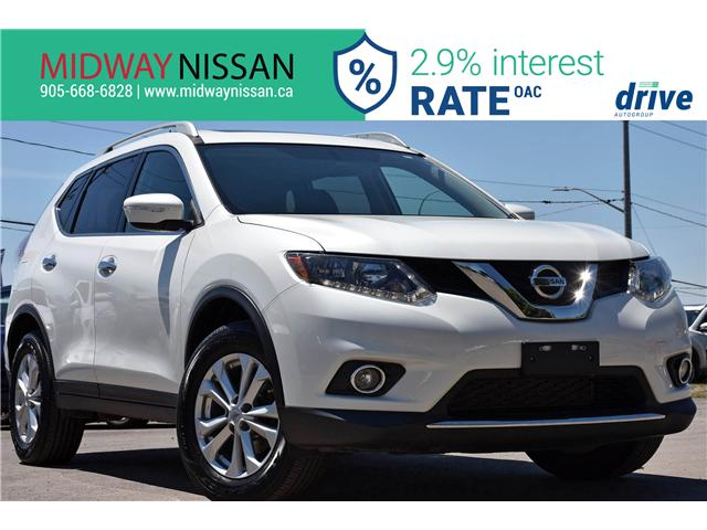 2015 Nissan Rogue SV (Stk: U1708) in Whitby - Image 1 of 33