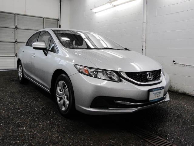 2015 Honda Civic LX (Stk: H5-70231) in Burnaby - Image 2 of 23