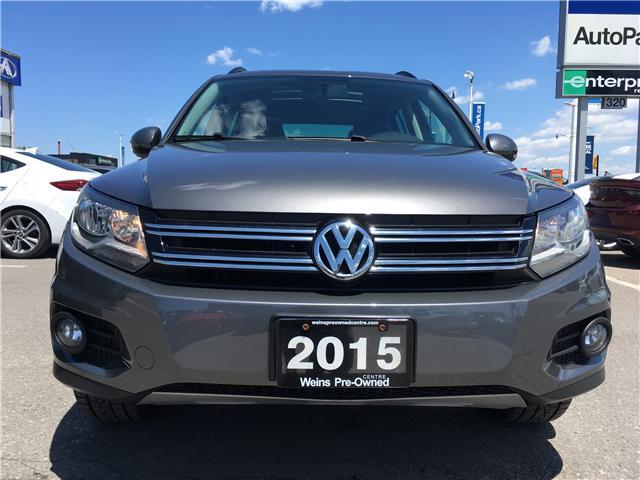 2015 Volkswagen Tiguan  (Stk: 15-52289) in Brampton - Image 2 of 25
