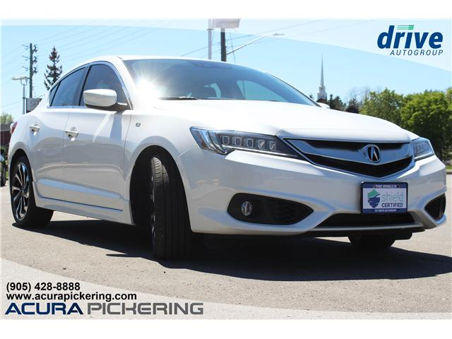 2017 Acura ILX A-Spec (Stk: AP4879) in Pickering - Image 5 of 32