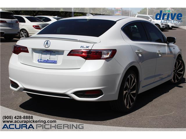 2017 Acura ILX A-Spec (Stk: AP4879) in Pickering - Image 7 of 32