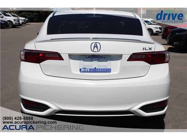 2017 Acura ILX A-Spec (Stk: AP4879) in Pickering - Image 8 of 32