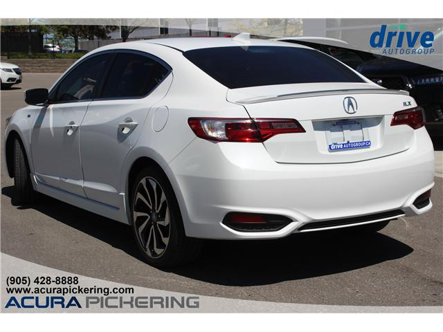 2017 Acura ILX A-Spec (Stk: AP4879) in Pickering - Image 10 of 32