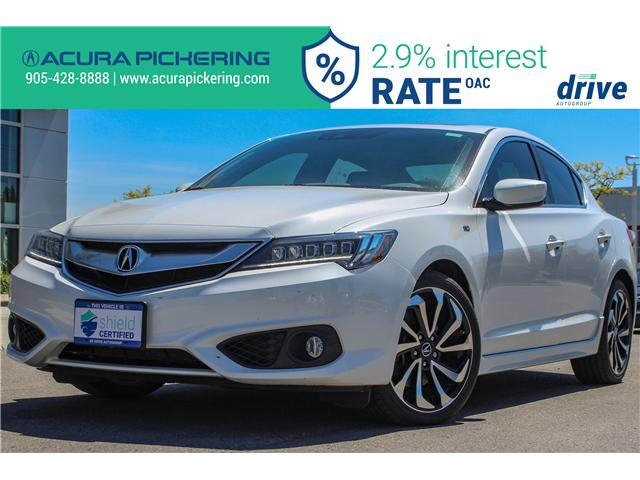 2017 Acura ILX A-Spec 19UDE2F83HA800424 AP4879 in Pickering