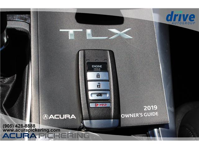 2019 Acura TLX Tech (Stk: AT098) in Pickering - Image 27 of 27