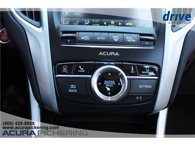 2019 Acura TLX Tech (Stk: AT098) in Pickering - Image 17 of 27