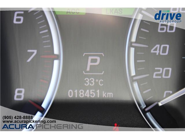 2019 Acura TLX Tech (Stk: AT098) in Pickering - Image 13 of 27