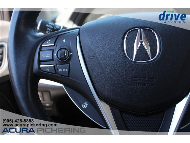 2019 Acura TLX Tech (Stk: AT098) in Pickering - Image 20 of 27