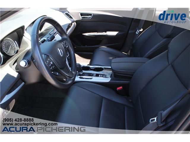 2019 Acura TLX Tech (Stk: AT098) in Pickering - Image 11 of 27