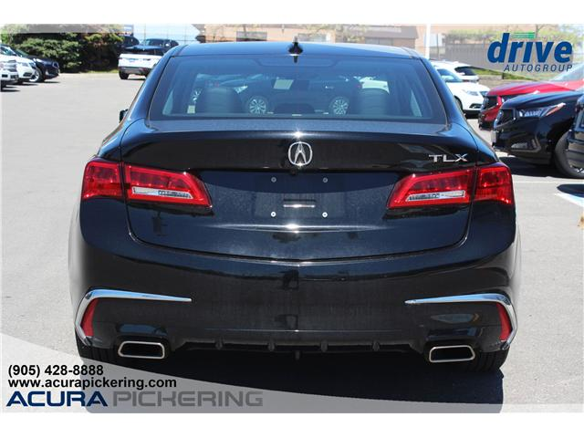 2019 Acura TLX Tech (Stk: AT098) in Pickering - Image 10 of 27