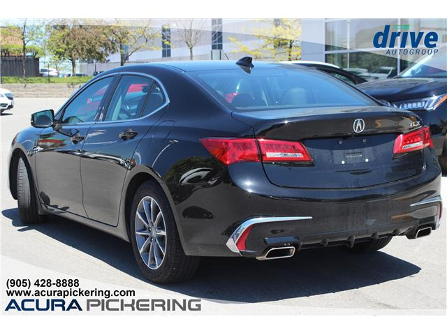 2019 Acura TLX Tech (Stk: AT098) in Pickering - Image 8 of 27