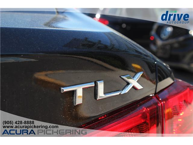 2019 Acura TLX Tech (Stk: AT098) in Pickering - Image 26 of 27