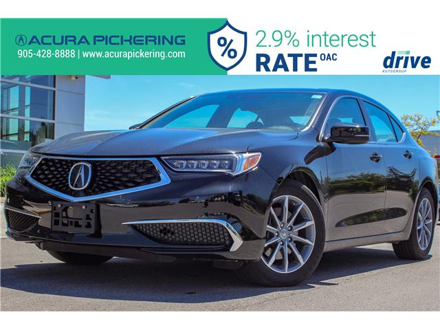 2019 Acura TLX Tech (Stk: AT098) in Pickering - Image 1 of 27