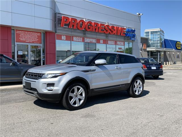 2012 Land Rover Range Rover Evoque Pure Plus (Stk: CH664836) in Sarnia - Image 1 of 20