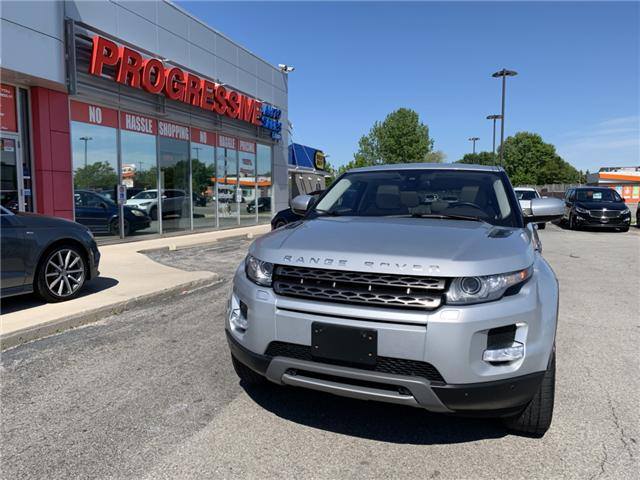 2012 Land Rover Range Rover Evoque Pure Plus (Stk: CH664836) in Sarnia - Image 2 of 20