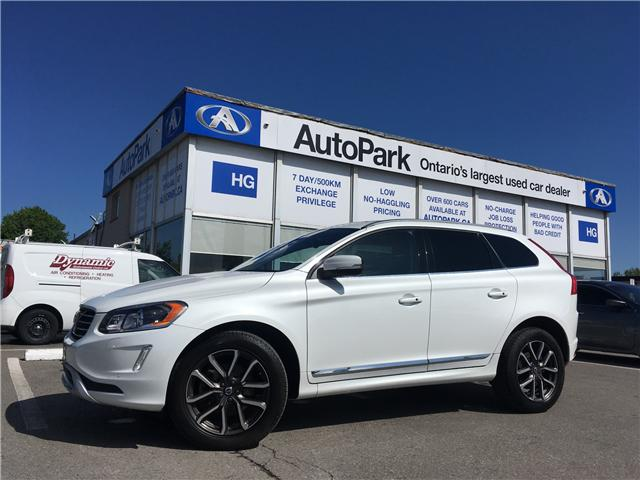 2016 Volvo XC60  (Stk: 16-75737) in Brampton - Image 1 of 29
