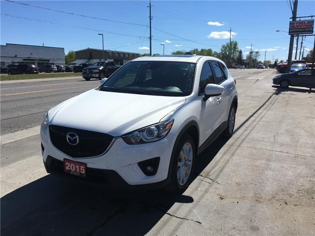 2015 Mazda CX-5 GT (Stk: 1895) in Garson - Image 2 of 10