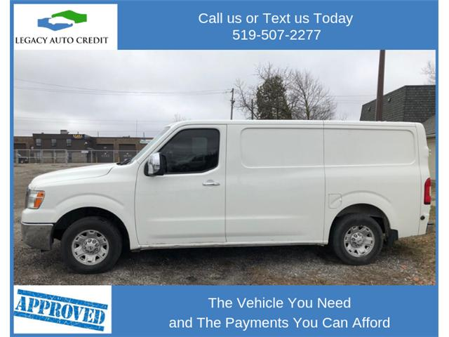 2012 Nissan NV Cargo NV2500 HD SV V8 (Stk: L9044A) in Waterloo - Image 1 of 19
